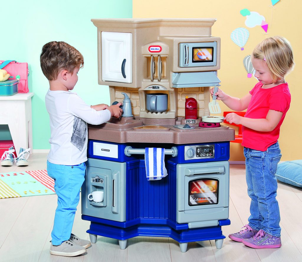 Kitchen Little: Super Chef Kitchen