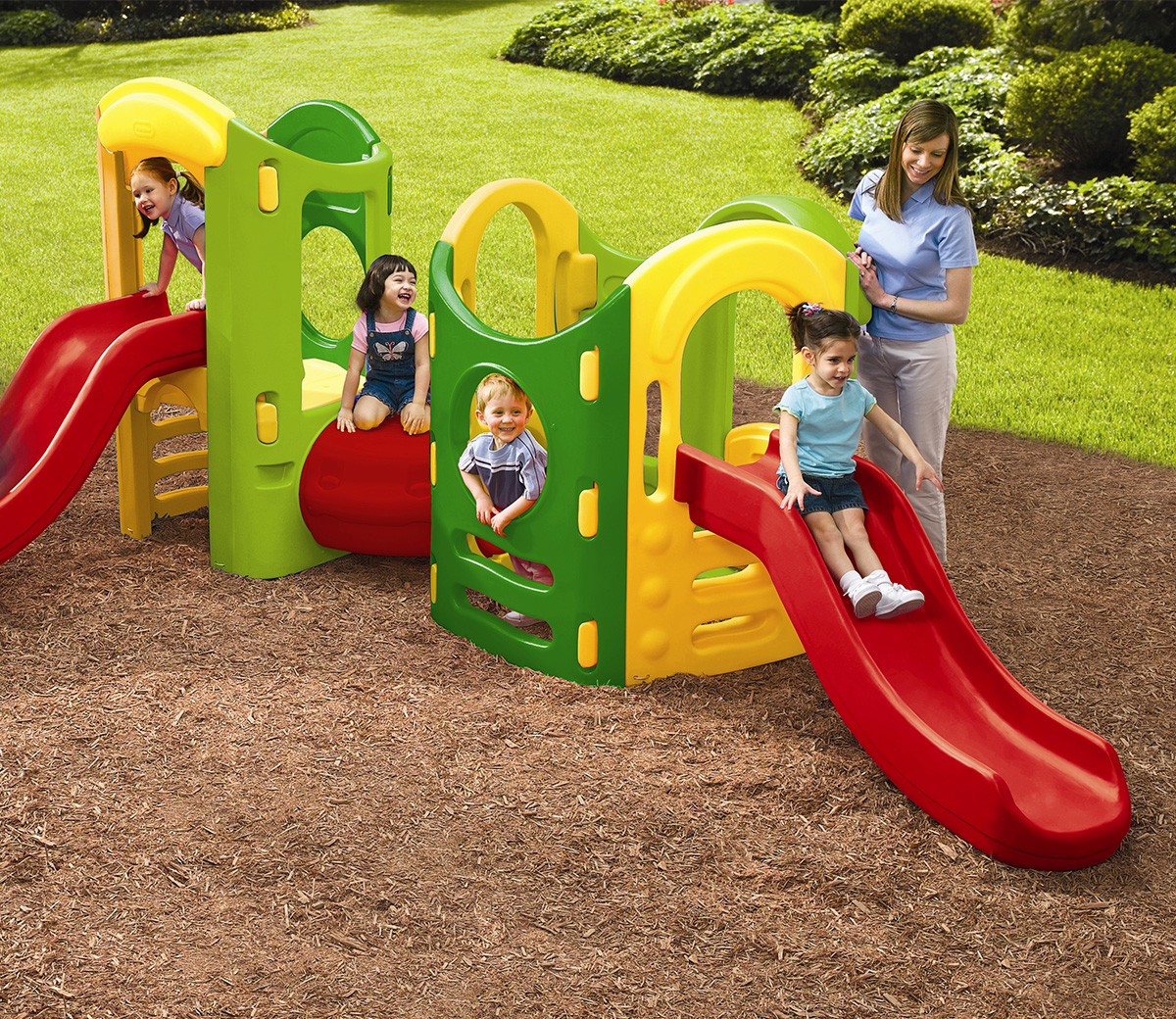 8 in 1 playground for Little tikes 8 in 1