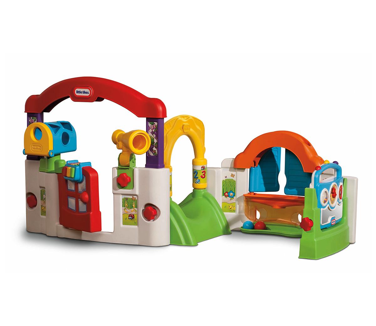 previous - Little Tikes Activity Garden Baby Playset