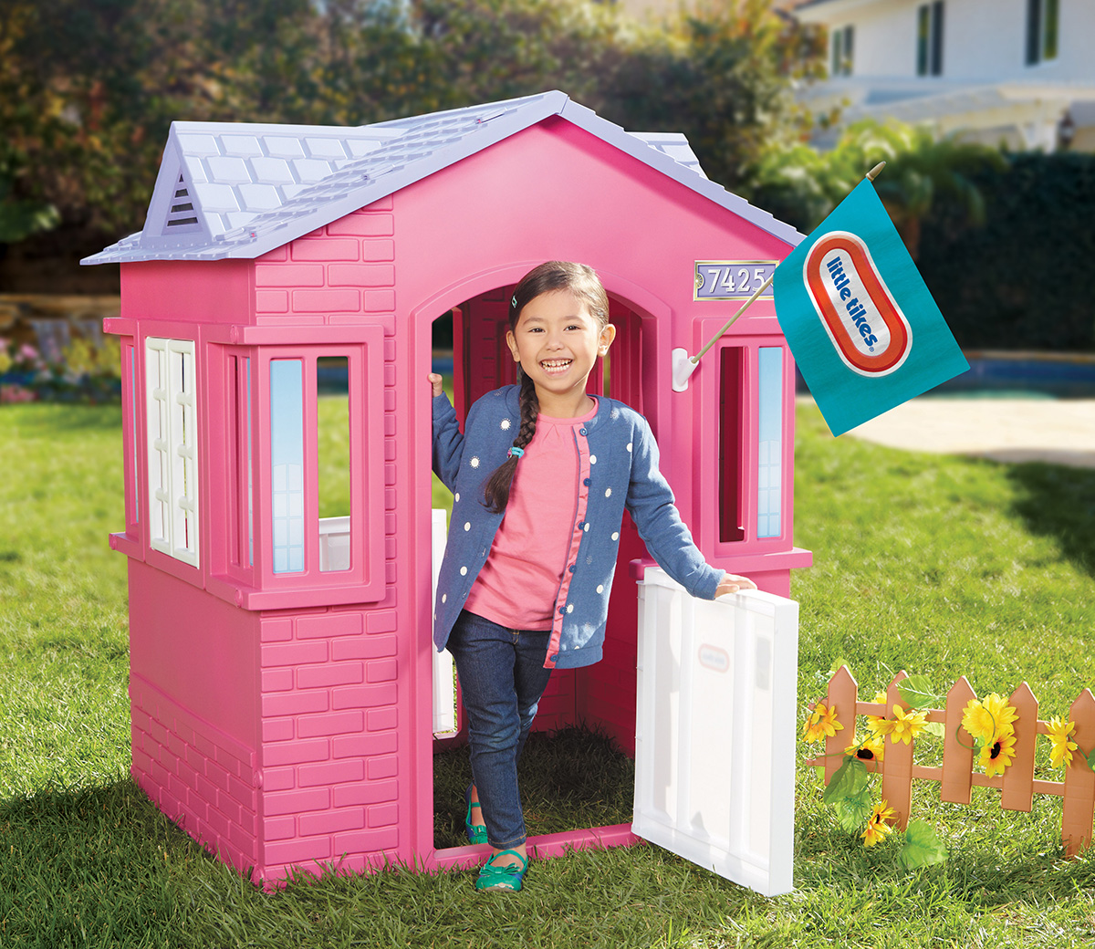 Little Tikes Cape Cottage Pink