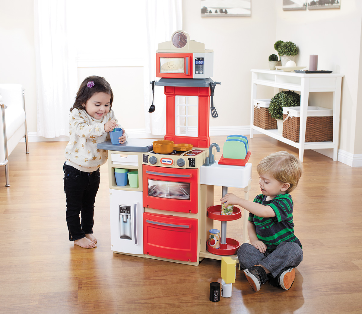 little tikes cook n store kitchen red rh littletikes co uk