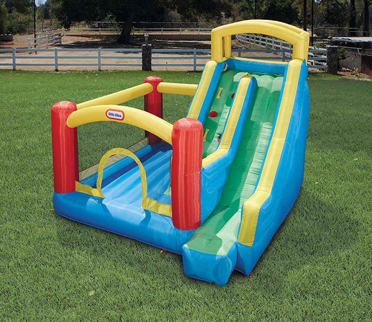 Find great deals on eBay for little tikes giant slide bouncer. Shop with confidence.