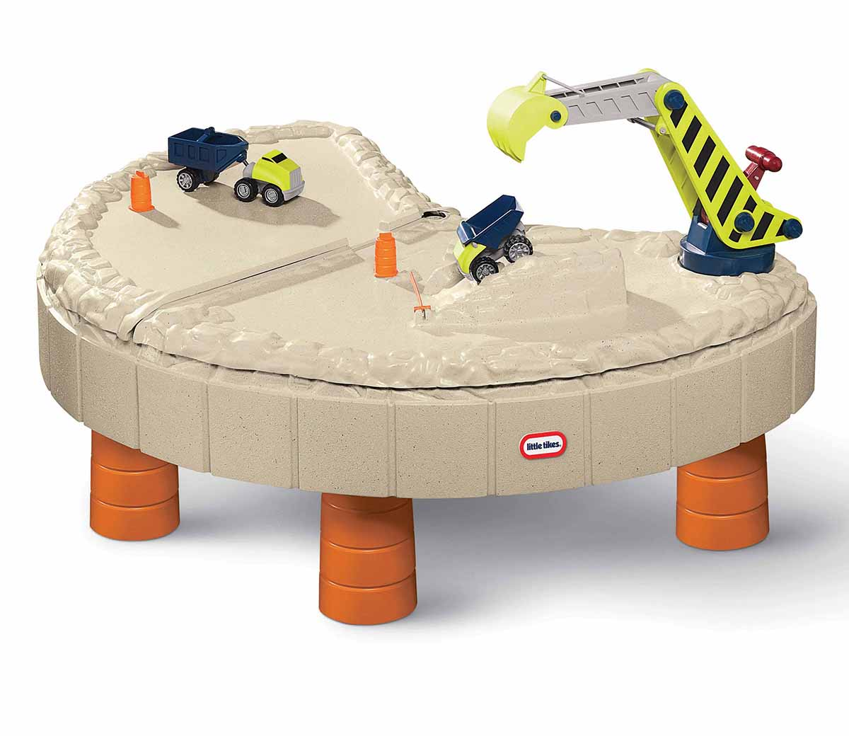 Builders Bay Sand And Water Table Little Tikes