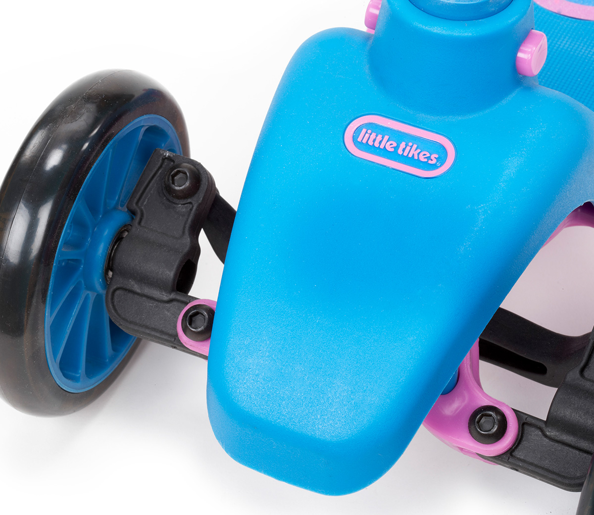 Lean To Turn Scooter (Blue and Pink)