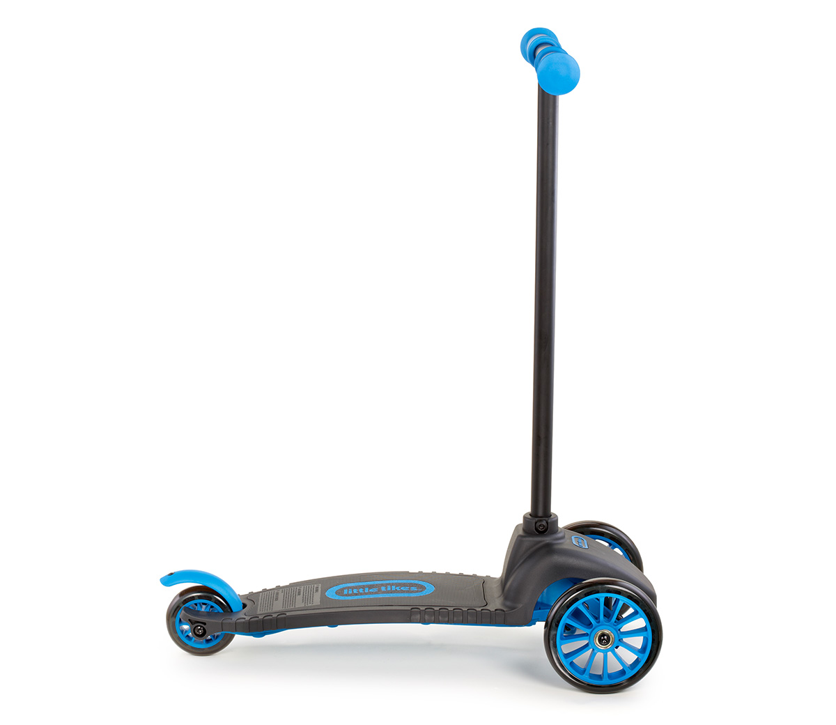 lean to turn scooter blue little tikes. Black Bedroom Furniture Sets. Home Design Ideas