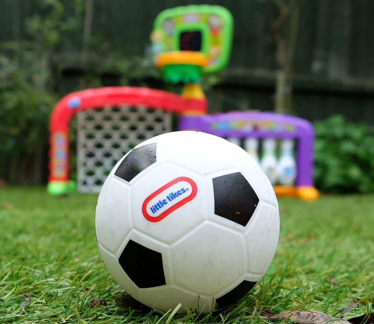 Citaten Sport Zone : Fantastic firsts in sports zone little tikes
