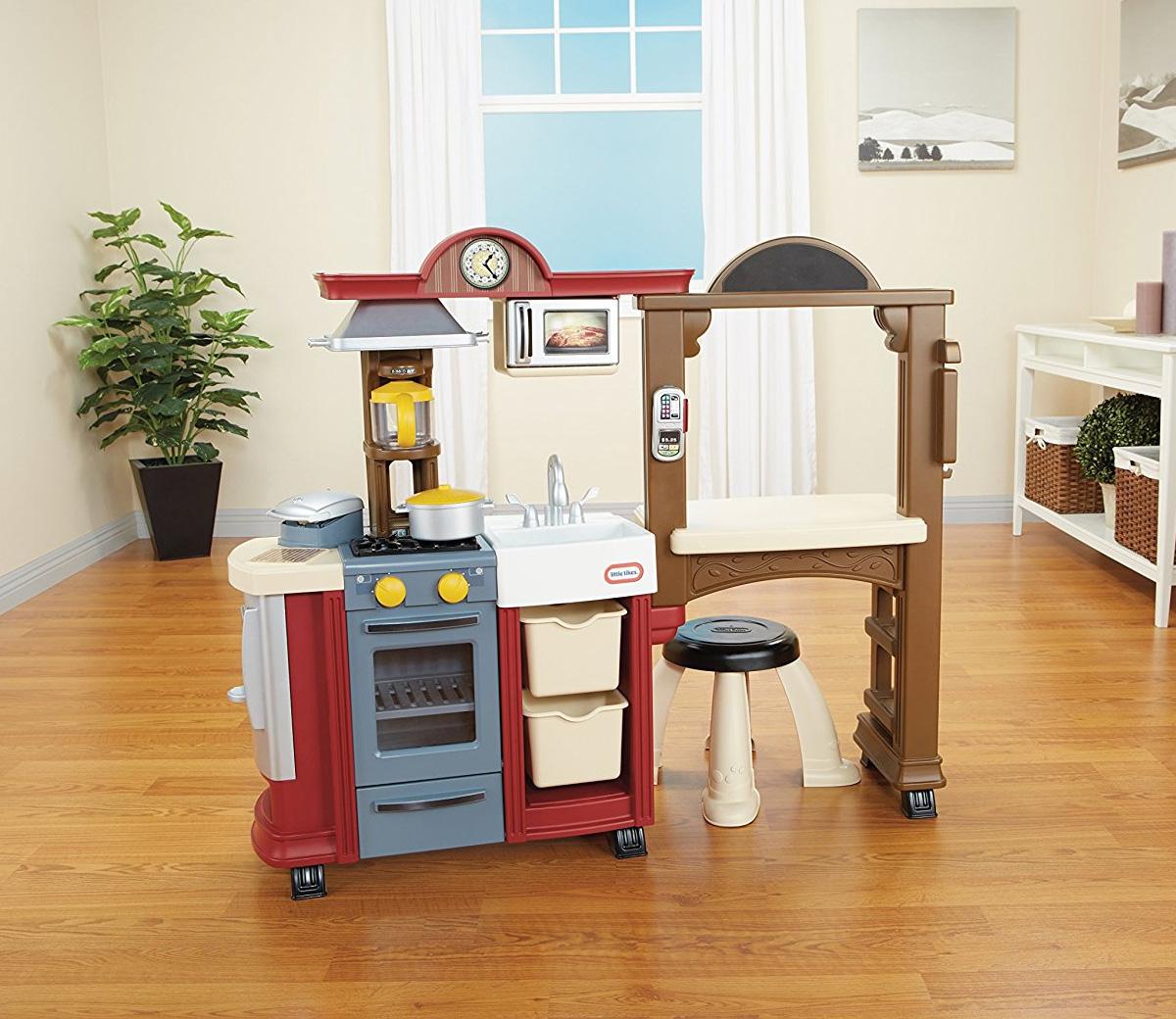 Tikes Kitchen Amp Restaurant Red