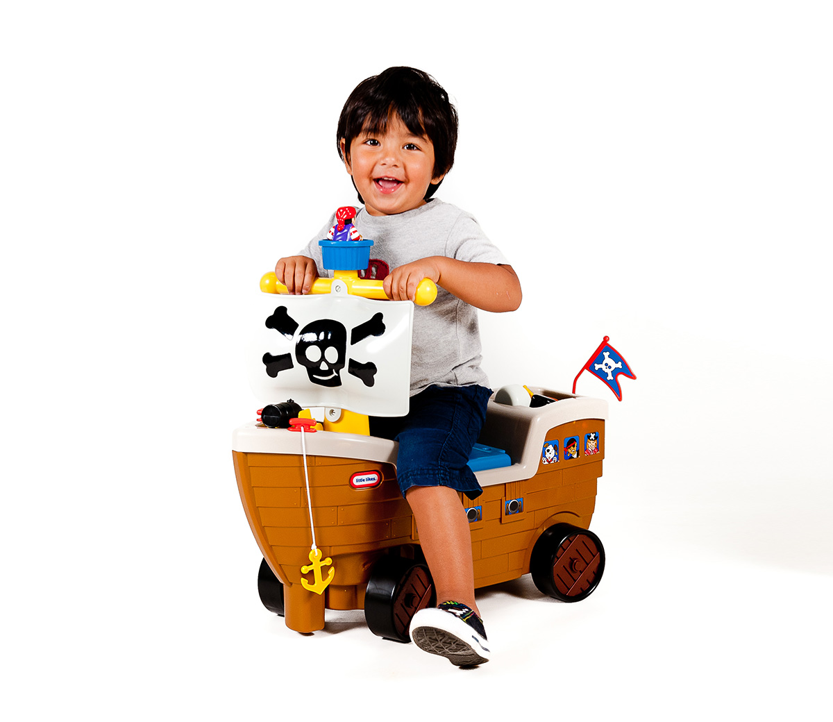 Play 'n Scoot Pirate Ship