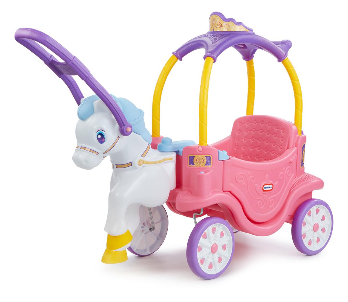 Princess Horse Amp Carriage Little Tikes