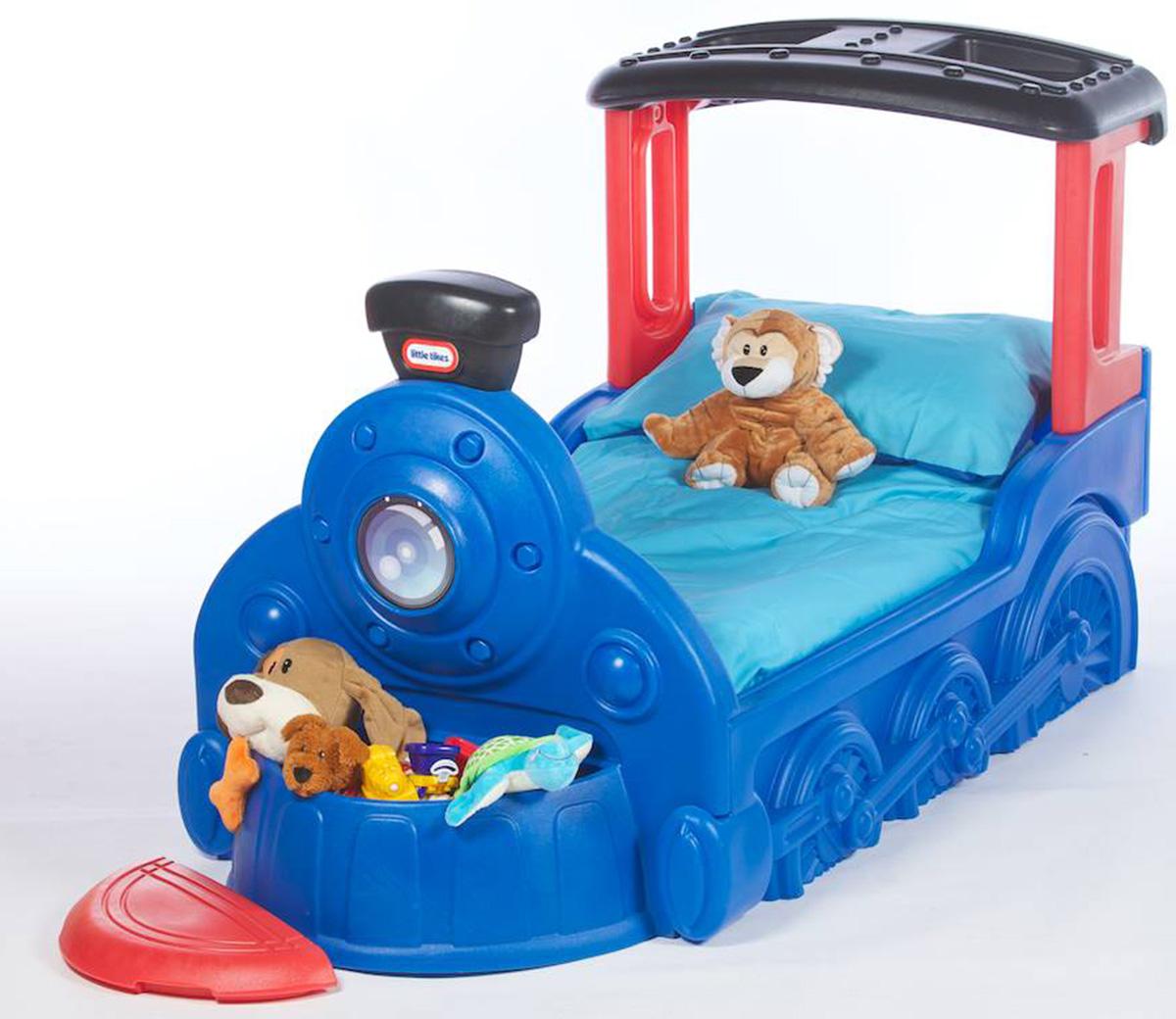 4d8669d5d08a Sleepy Choo Choo Toddler Bed