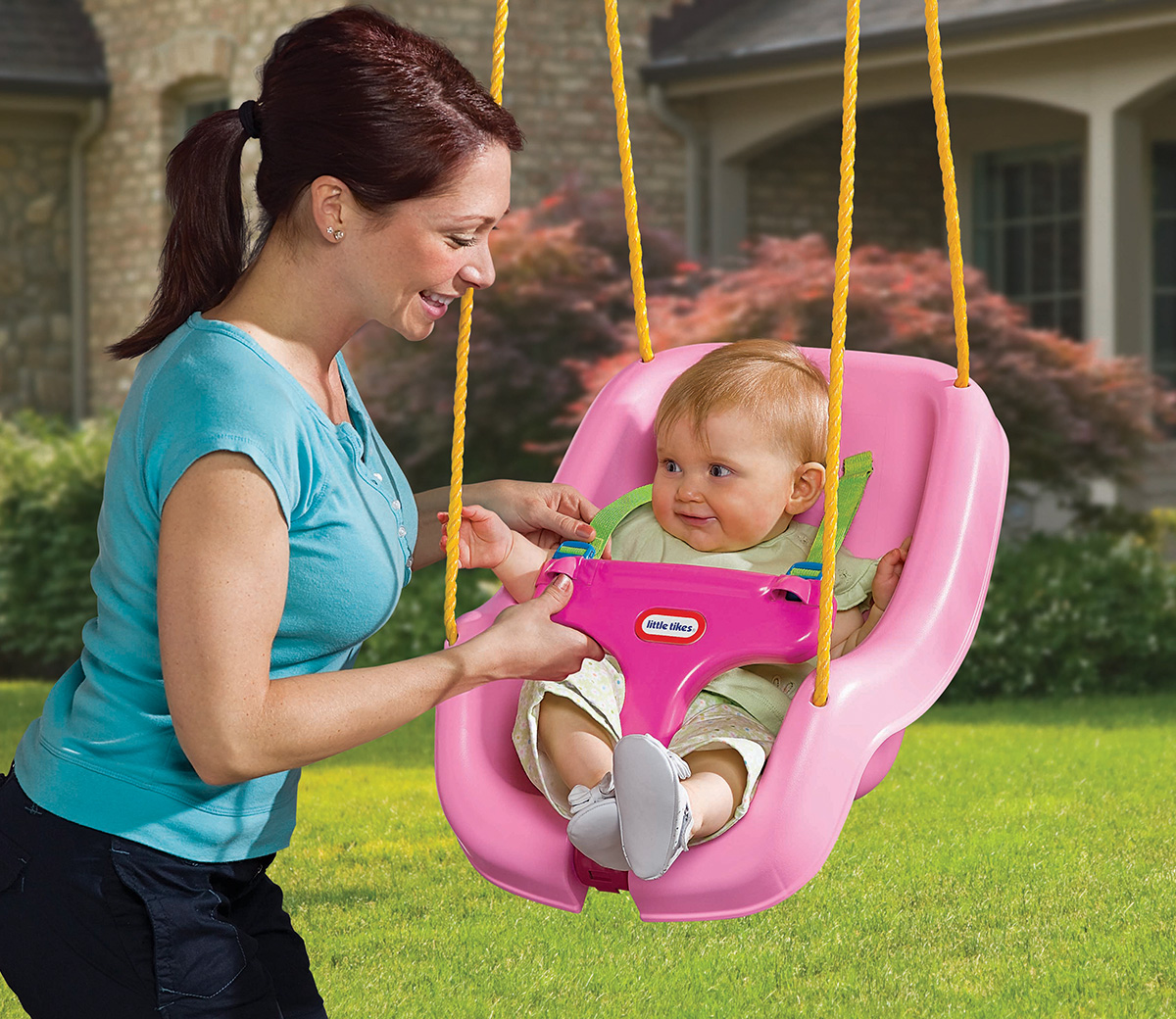 Sway N Play Activity Gym Little Tikes Fisher Price Snug Glow Sea Horse Pink 2 In 1 And Secure Swing