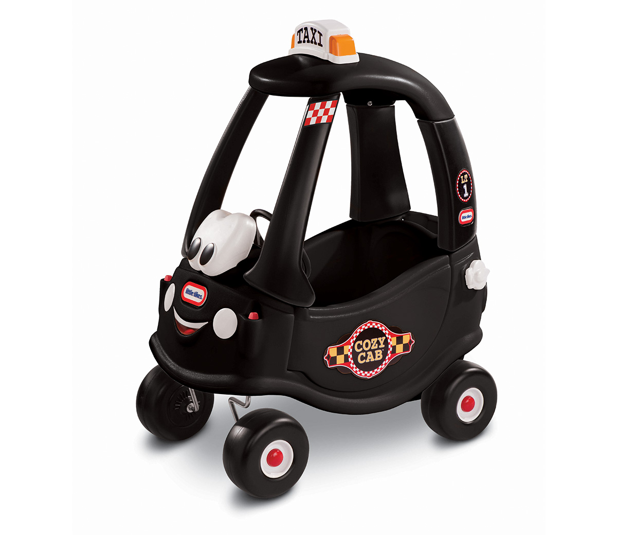 Little Tikes Cozy Coupe Black Cab Little Tikes