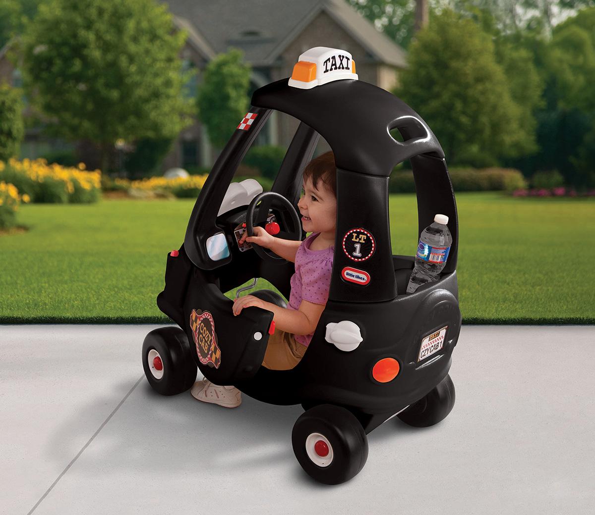 Cozy Coupe® Black Cab
