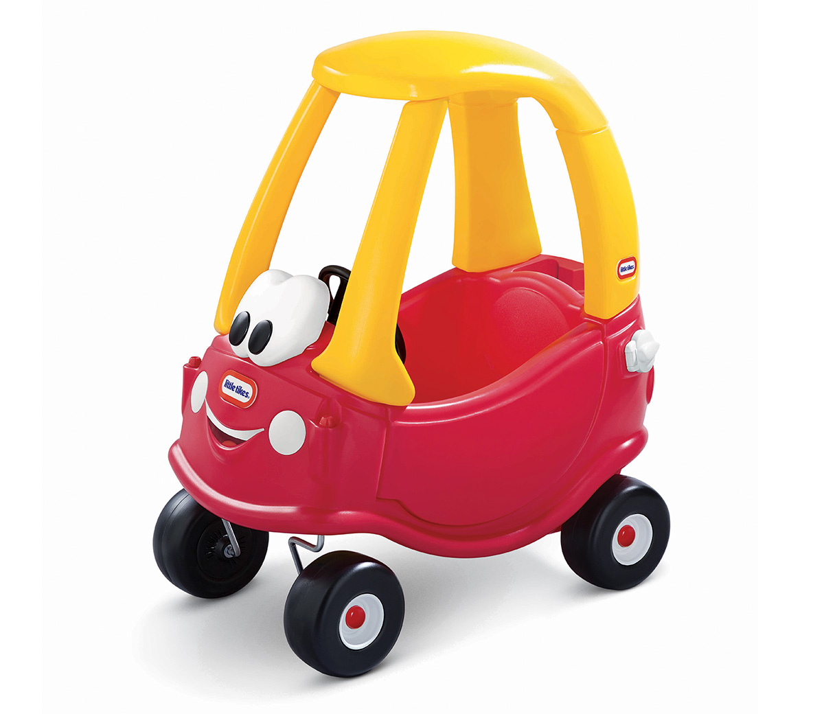 Little tikes cozy coupe classic 30th anniversary for Little tikes motorized vehicles