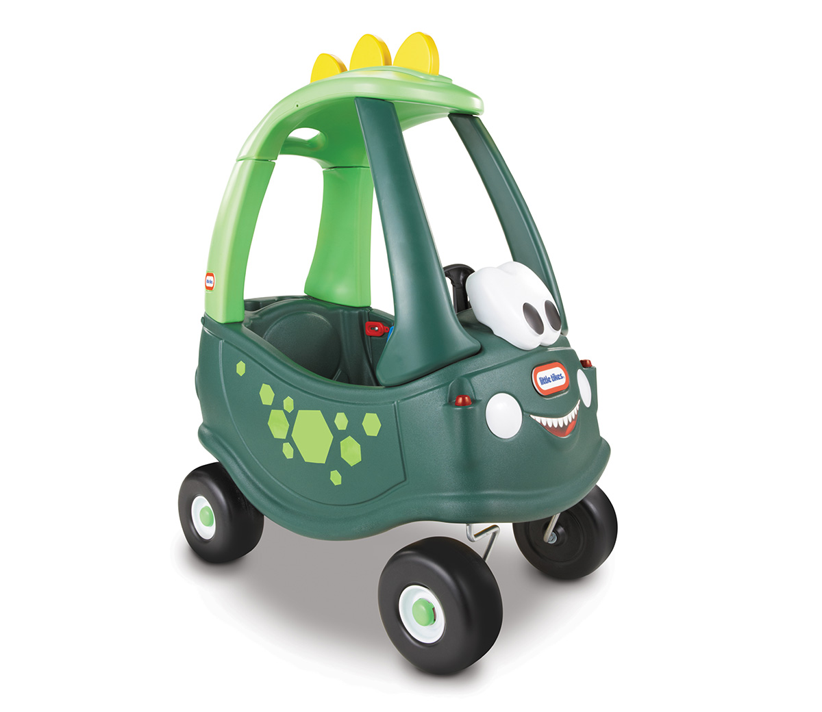 Little tikes cozy coupe dino little tikes for Little tikes motorized vehicles