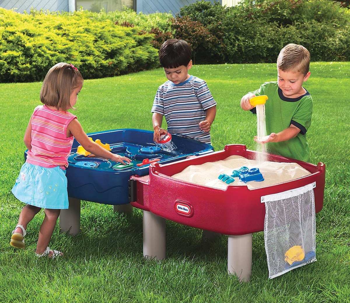 Easy Store Sand And Water Table Little Tikes