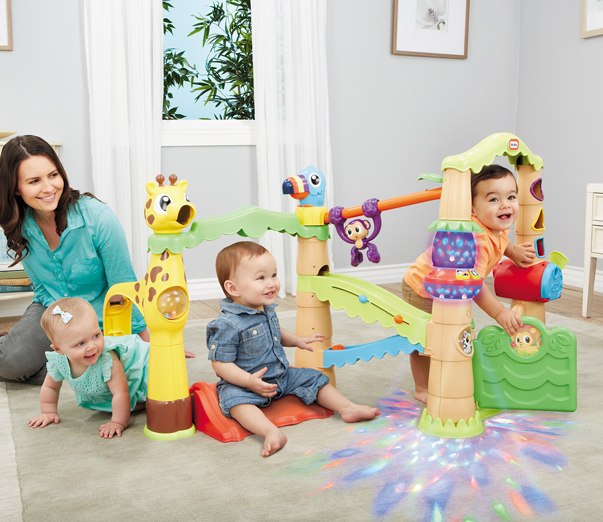 Fantastic Firsts Activity Garden Treehouse Little Tikes