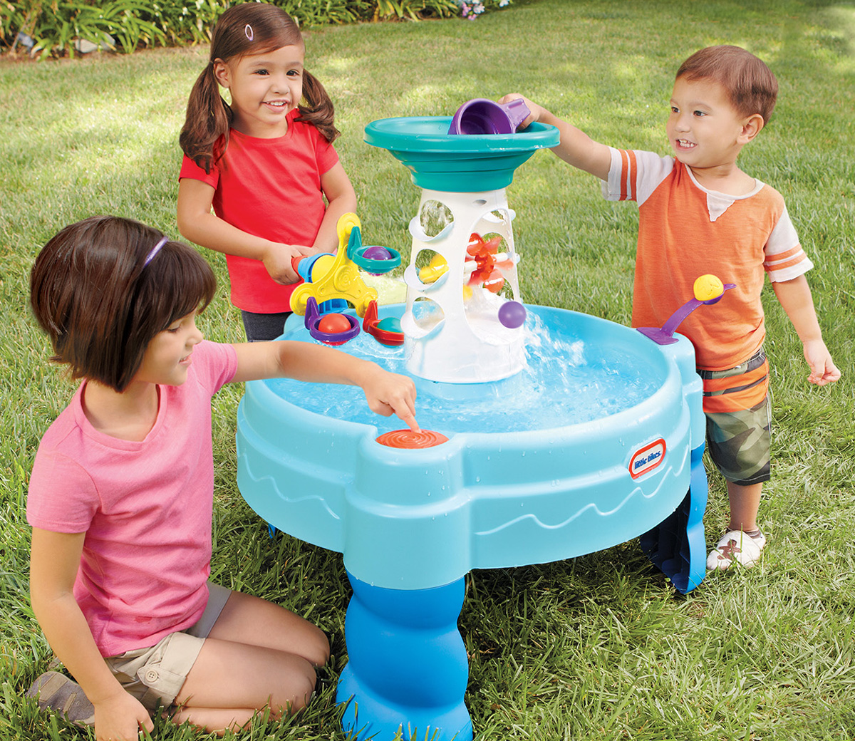 Spinning Seas Water Table Little Tikes