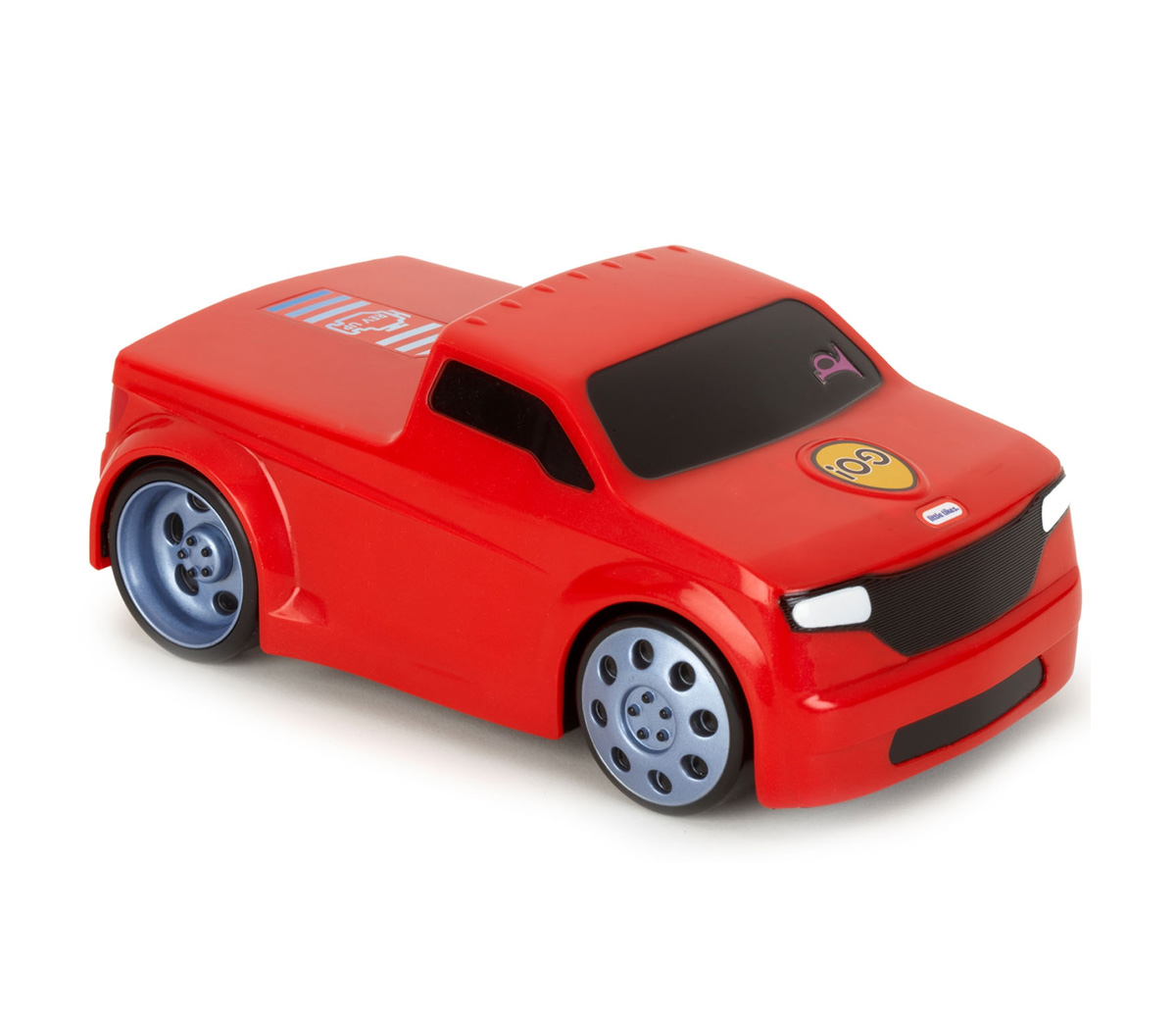 Touch 'n Go Racer Truck (Red)