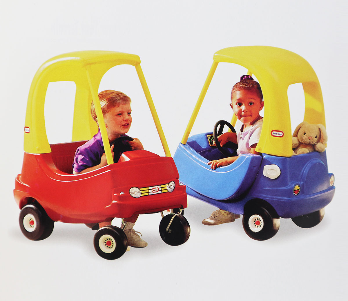 Why Cozy Coupe Is The Best Ride In Town Little Tikes