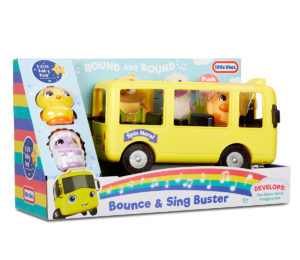 Bounce-n-Sing Buster